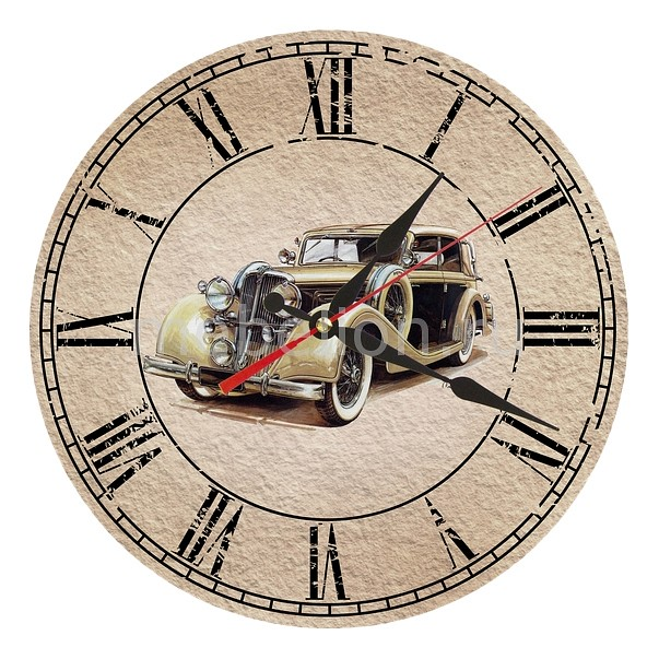 Настенные часы Акита (30 см) Автомобиль C55 nokotion new zbwaa la b303p for toshiba satellite c55 b5202 c55 rev 1 0 k000891450 celeron n2840 sr1yj ddr3
