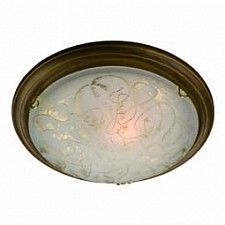 Накладной светильник Sonex 203 Provence brown