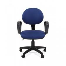 Кресло компьютерное Chairman 682 синий/черный