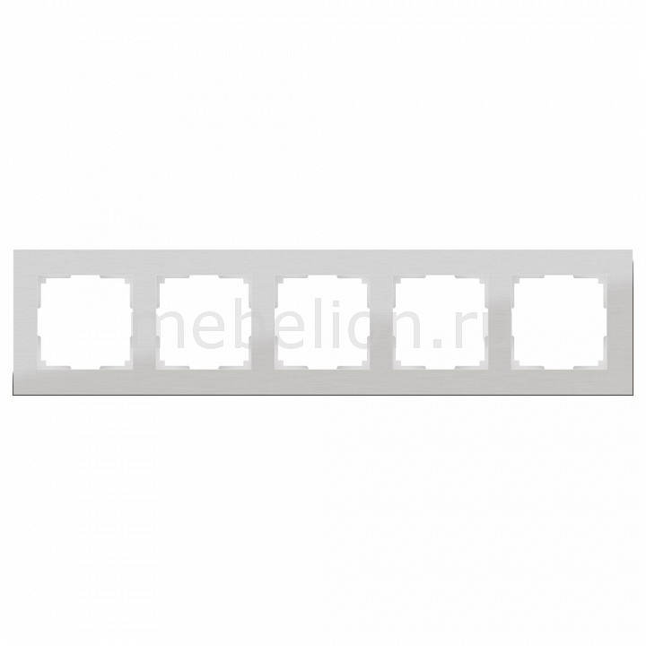 Рамка на 5 постов Werkel Aluminium WL11-Frame-05 motorcycle frame sliders crash engine guard pad aluminium side shield protector for kawasaki ninja zx10r 2011 2013