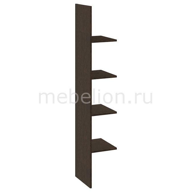 Панель с полками для шкафа Фьюжн
