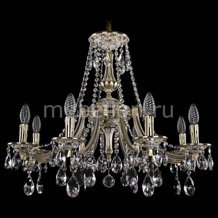 Подвесная люстра Bohemia Ivele Crystal 1771/8/220/A/GW 1771