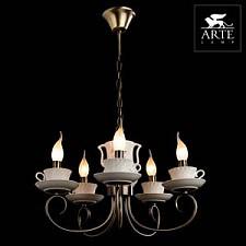 Подвесная люстра Arte Lamp A6380LM-5AB Teapot