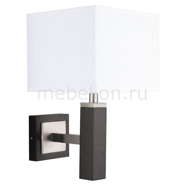 Бра Arte Lamp Waverley A8880AP-1BK цена 2017