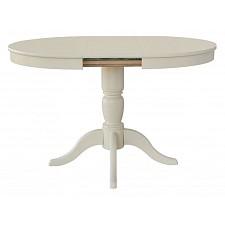 Стол обеденный Фламинго 01.04 слоновая кость
