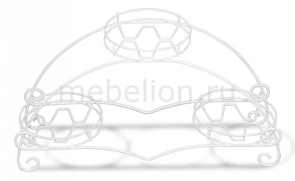 Подставка для цветов Sheffilton (33 см) Соната 851445 подставка для цветов sheffilton 126 см колонна пятигоршковая 743334