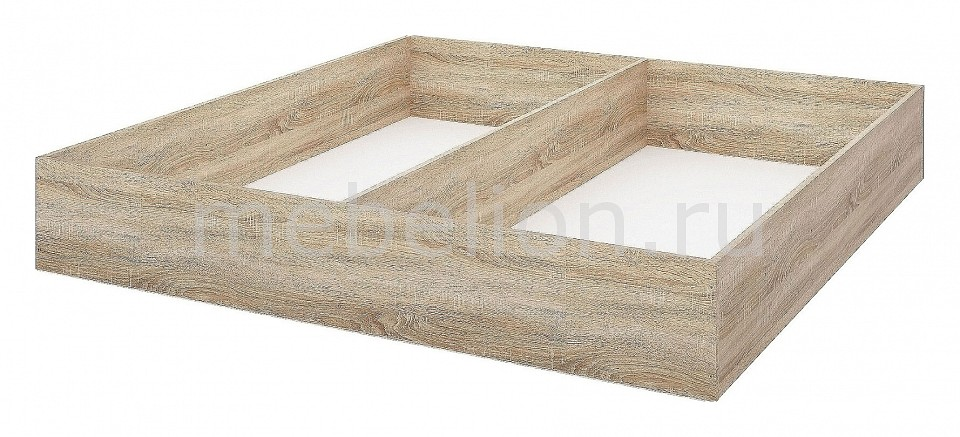 Короб для кровати Столлайн Ирма СТЛ.143.07 дуб сонома спальня ирма 3