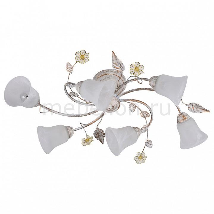 Люстра на штанге Vaniglia 882/6PF-Whitepatina