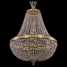 Люстра на штанге Bohemia Ivele Crystal 2150/50/G 2150