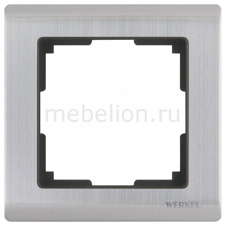 Рамка на 1 пост Metallic WL02-Frame-01 от Mebelion.ru