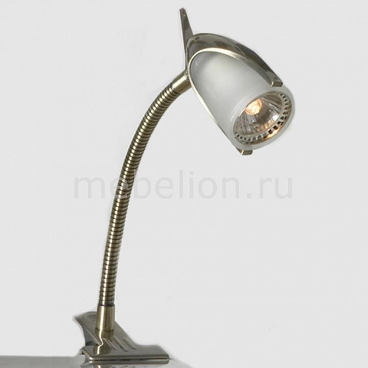 Настольная лампа офисная Lussole Venezia LST-3924-01 lussole настольная лампа lussole lst 4214 01