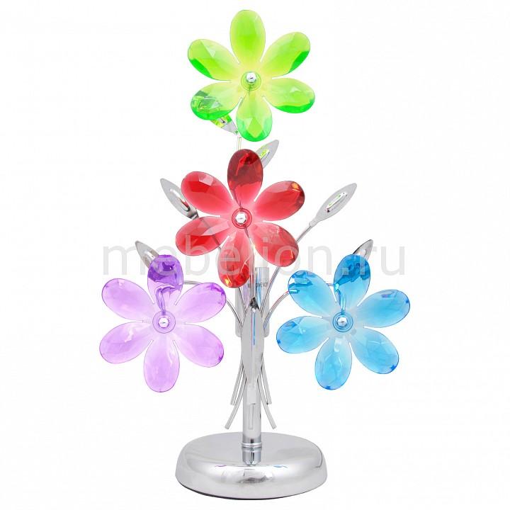 Настольная лампа Globo декоративная Rainbow 51530-1T настольная лампа globo декоративная rainbow 51530 1t