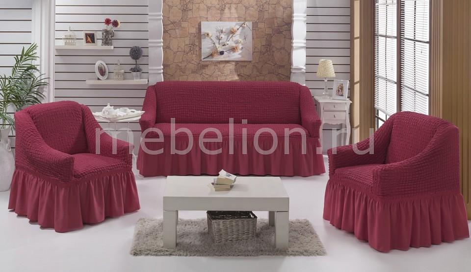 Набор чехлов для дивана и кресел BULSAN 1717/CHAR007