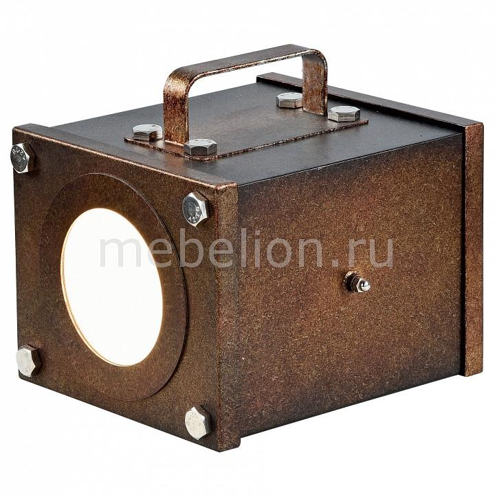 Настольная лампа декоративная Favourite Foco 2037-1T