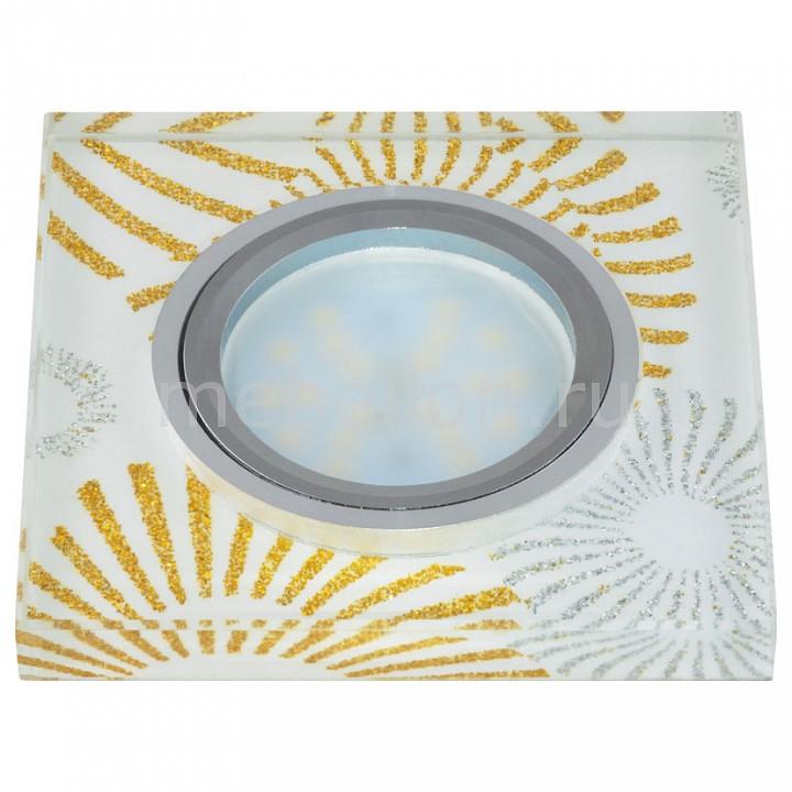 Встраиваемый светильник Uniel Peonia 09997 uniel peonia 09995