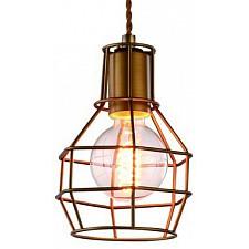 Подвесной светильник Arte Lamp A9182SP-1BZ Interno