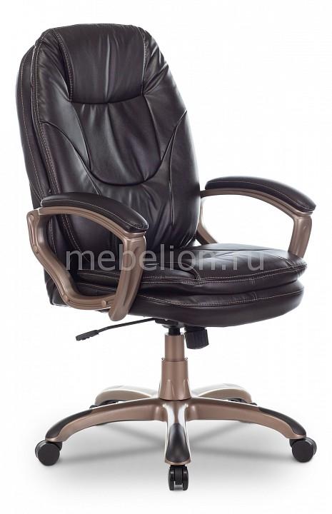 Кресло компьютерное Бюрократ Бюрократ CH-868AXSN кофейное