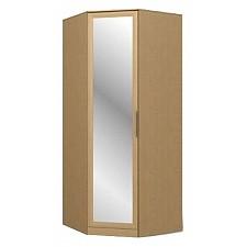 Шкаф платяной угловой Юлианна СБ-101-01 венге светлый