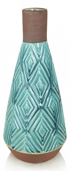Ваза настольная (28 см) Aquamarine 241334