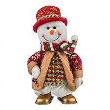 Мягкая игрушка АРТИ-М (29 см) Снеговик 861-002