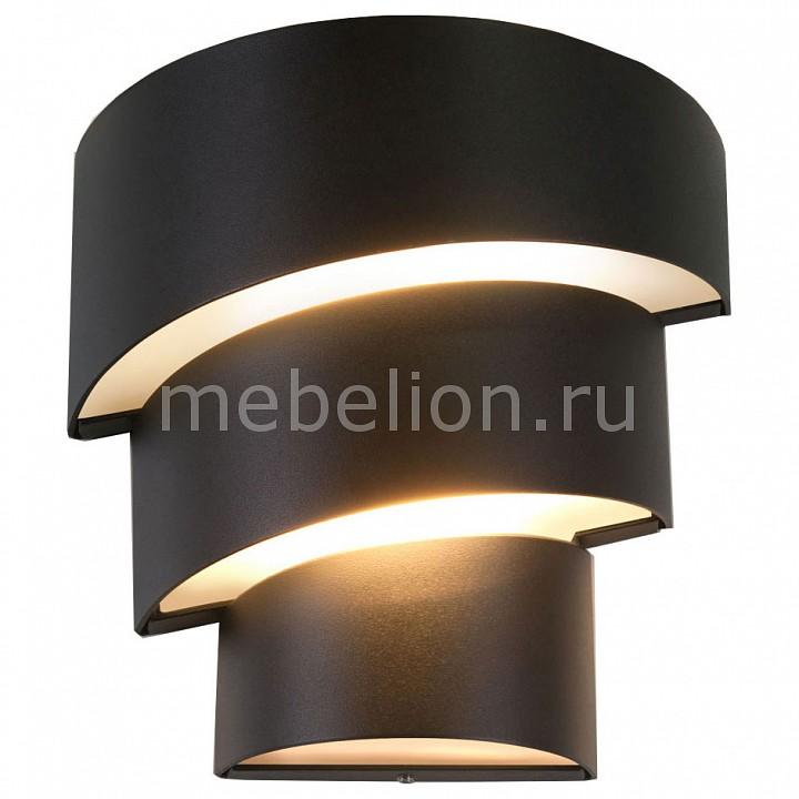 Накладной светильник Elektrostandard 1535 TECHNO LED HELIX черный lectra helix hi9337 helix