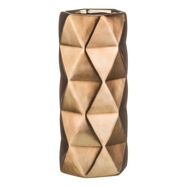 Ваза настольная АРТИ-М(28 см) Оригами 112-315Артикул - art_112-315, Бренд - АРТИ-М (Россия), Страна производителя - Россия, Серия - Оригами 112, Время изготовления, дней - 1, Высота, мм - 280, Диаметр, мм - 120, Материал - керамика, Цвет - бронзовый, Тип поверхности - матовый, Дополнительные параметры - жидкость наливать не рекомендуется<br><br>Артикул: art_112-315<br>Бренд: АРТИ-М (Россия)<br>Страна производителя: Россия<br>Серия: Оригами 112<br>Время изготовления, дней: 1<br>Высота, мм: 280<br>Диаметр, мм: 120<br>Материал: керамика<br>Цвет: бронзовый<br>Тип поверхности: матовый<br>Дополнительные параметры: жидкость наливать не рекомендуется