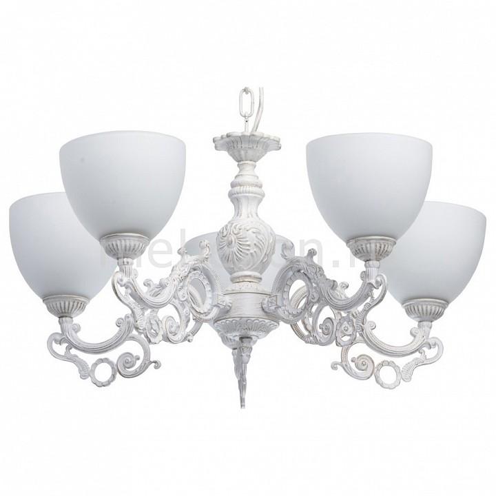 Купить Подвесная люстра Ариадна 21-22 450016605, MW-Light, Германия