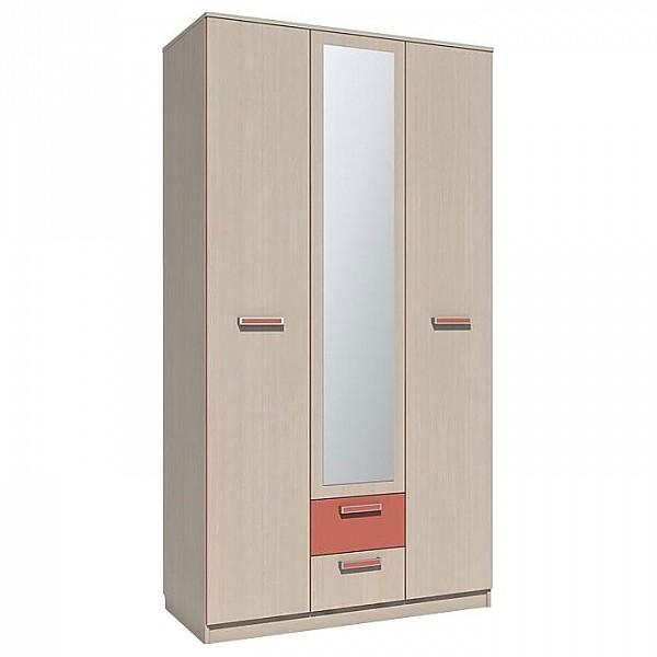 Шкаф платяной Сильва