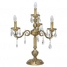 Настольная лампа декоративная Паула 9 411032704
