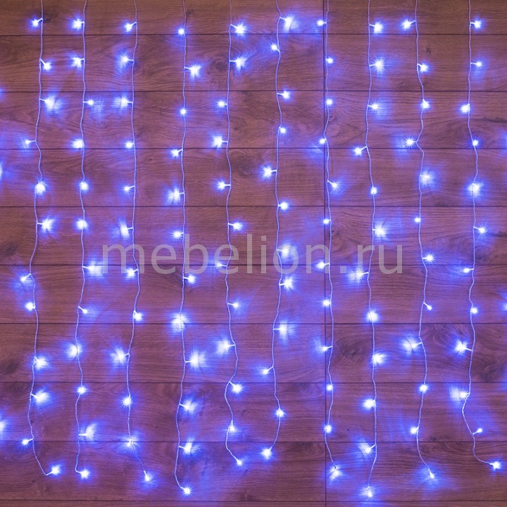Занавес световой Neon-Night (1.5x1.5 м) Home 235-033 tiffany mediterranean style peacock natural shell ceiling lights lustres night light led lamp floor bar home lighting