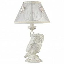 Настольная лампа декоративная Athena ARM777-11-WG