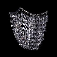 Накладной светильник Bohemia Ivele Crystal 7708/1/W/Ni 7708