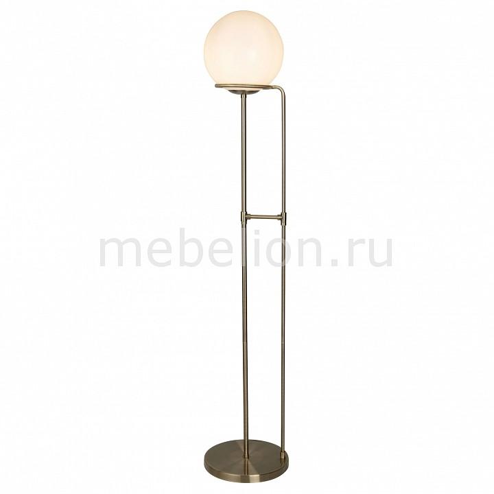 Торшер Arte Lamp Bergamo A2990PN-1AB