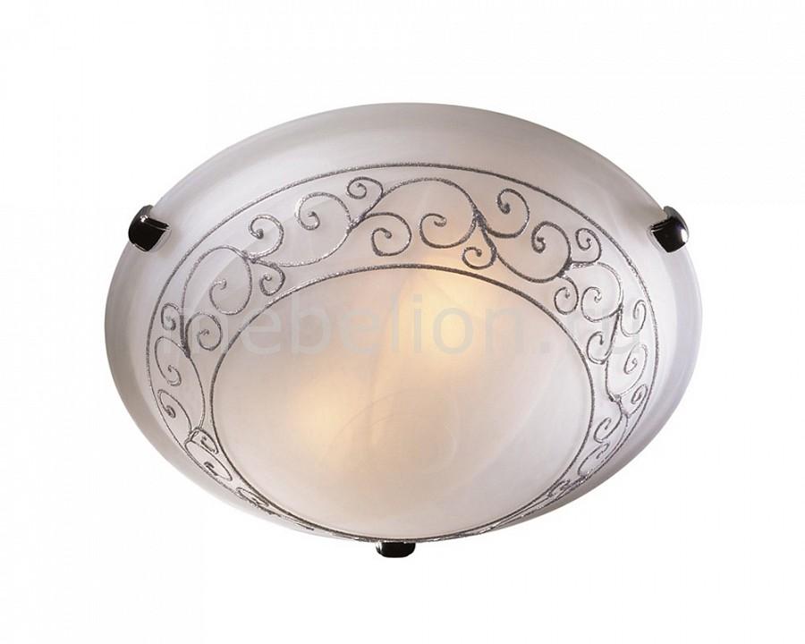 Накладной светильник Sonex 232 Barocco Chromo