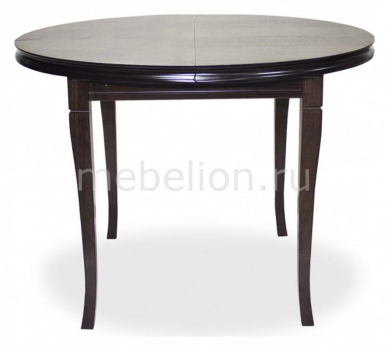 Стол обеденный Ресторация Анкона КР Венге кровать глазов мебель анкона 1 2 анкона 2 2 анкона 3 2 1800 х 2000 мм венге