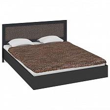 Кровать двуспальная Мебель Трия Сакура СМ-183.01.001-М