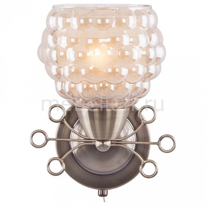 Бра IDLamp Verity 286/1A-Oldbronze настенное бра id lamp fort collins 912 1a oldbronze