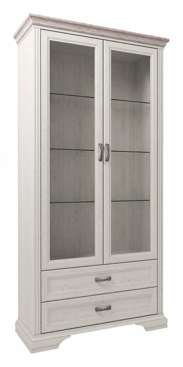 Шкаф-витрина Monako 2V2S