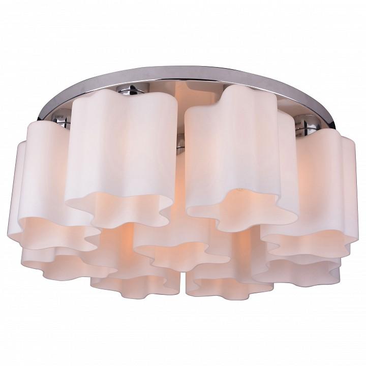 Потолочная люстра Arte Lamp Serenata A3479PL-9CC потолочный светильник arte lamp serenata a3479pl 9cc