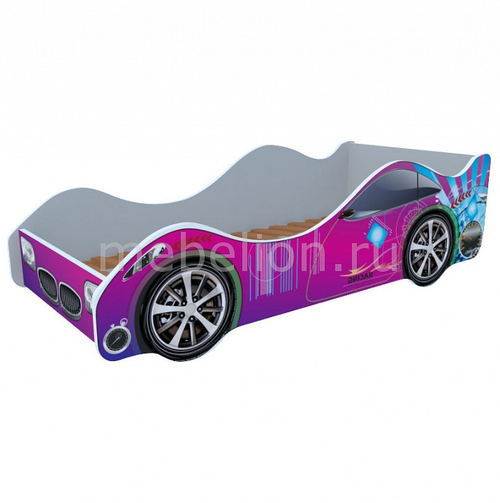 Кровать-машина Кровати-машины Рэйсинг M067 кровать машина кровати машины молния m010