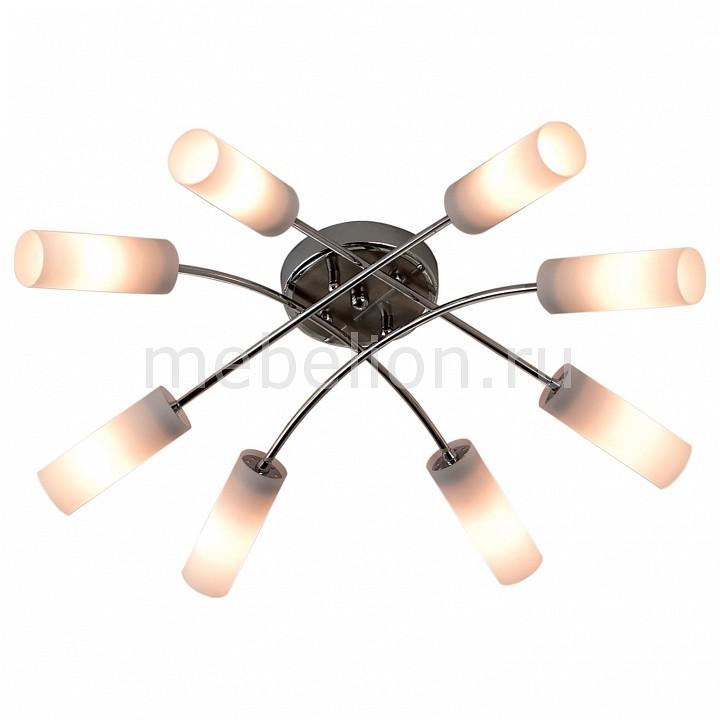 потолочная люстра накладная cl122181 citilux Потолочная люстра Citilux Новелла CL122181