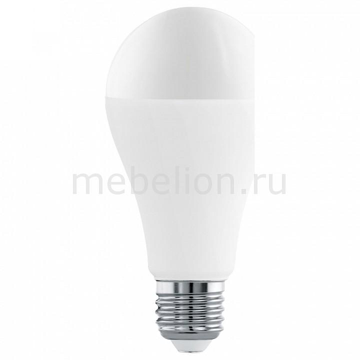 Лампа светодиодная [поставляется по 10 штук] Eglo Лампа светодиодная A65 E27 16Вт 3000K 11563 [поставляется по 10 штук] лампа светодиодная [поставляется по 10 штук] eglo лампа светодиодная a65 e27 16вт 4000k 11564 [поставляется по 10 штук]