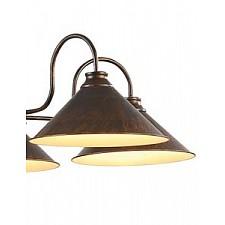 Подвесная люстра Arte Lamp A9330LM-5BR Cone