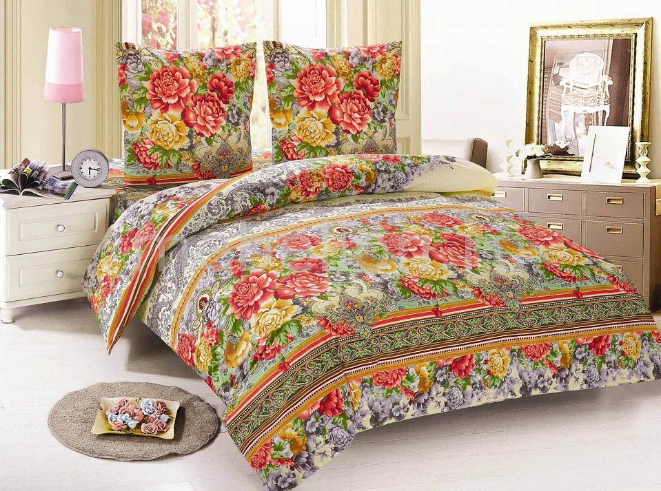 Комплект полутораспальный Amore Mio BZ Mia сорочка ночная mia amore mia amore mp002xw1acyl