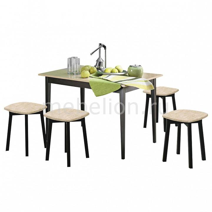 Набор кухонный ТриЯ Диез Т1, Т2 чехол для стула мебель трия хлоя м