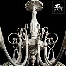 Подвесная люстра Arte Lamp A5358LM-8WG Twisted