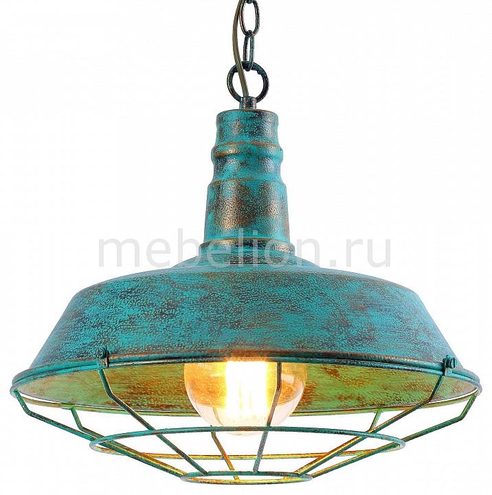 Купить Подвесной светильник Ferrico A9183SP-1BG, Arte Lamp, Италия