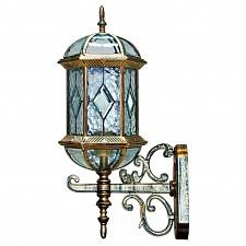 Светильник на штанге Витраж с ромбом 11334