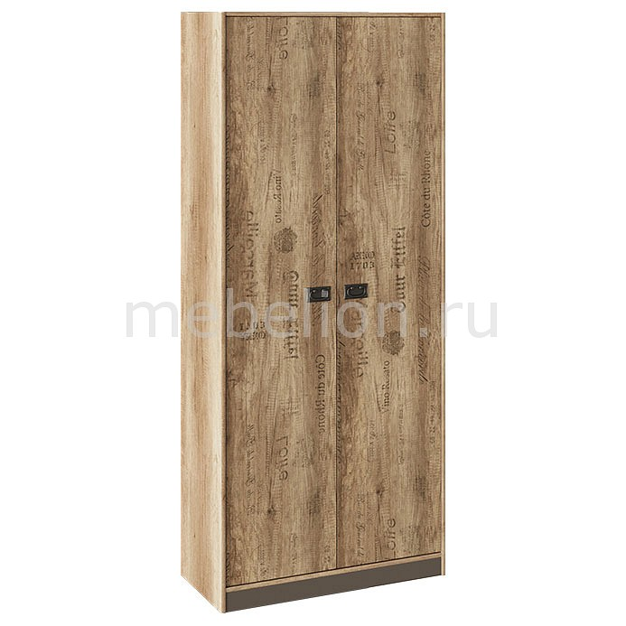 Шкаф платяной Smart мебель Пилигрим ТД-276.07.22