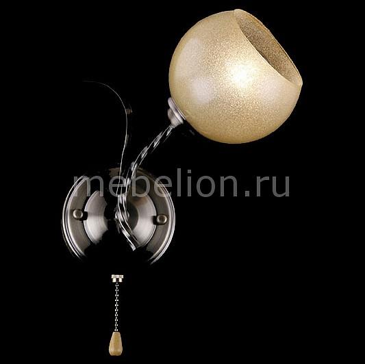 Бра Оптима Азалия 30046/1 античная бронза